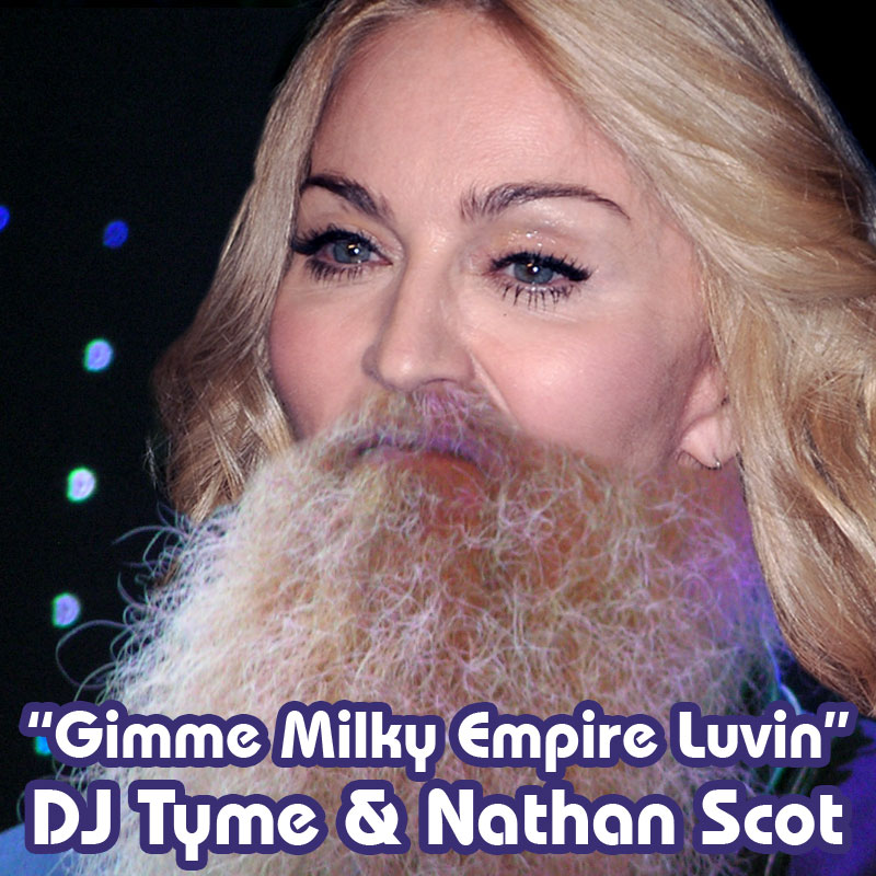 Gimme Milky Empire Luvin