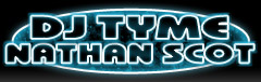 DJ Tyme and Nathan Scot logo
